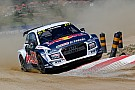 Portugal WRX: Ekstrom fends off Loeb in last-lap thriller