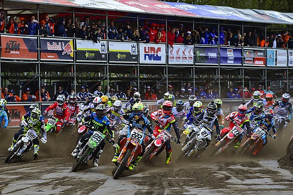 Así fue el intenso GP de Europa de MXGP