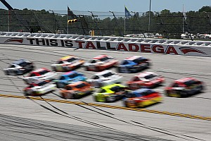NASCAR Cup Preview NASCAR playoffs face potential shakeup with Talladega 'wild card'