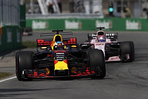 Formel 1 News Formel 1 2017: Force India macht weiter Jagd auf Red Bull