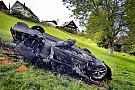 Организаторов гонки в Швейцарии оштрафовали из-за аварии Хаммонда