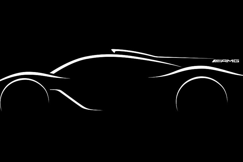 السيارة الخارقة الجديدة من مرسيدس ستستعمل محرك فورمولا واحد
