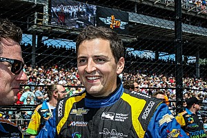 """IndyCar Special feature Stefan Wilson: """"Thanks to everyone for their efforts"""""""