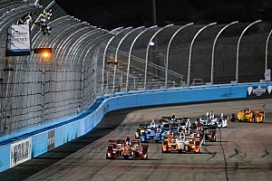 IndyCar Breaking news No aero changes for IndyCar at Phoenix