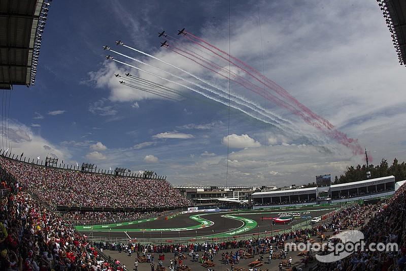GP de México, el mejor evento del año en la Fórmula 1