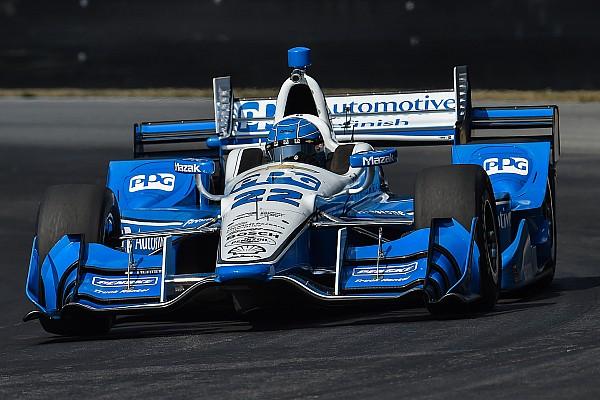 IndyCar Пажно здобуває шостий поул в сезоні