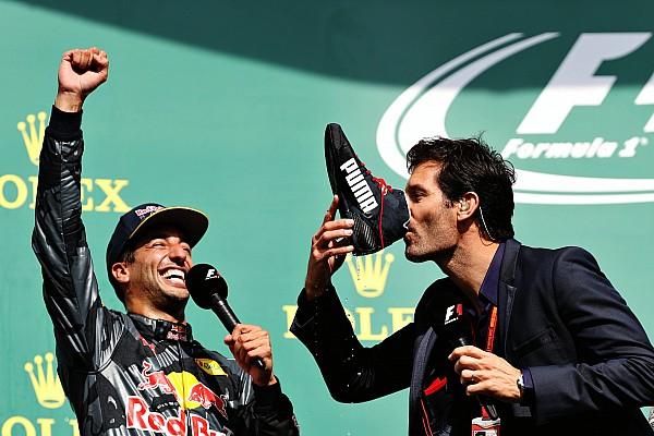Webber Spa podyumunda ayakkabıdan şampanya içmesini açıkladı