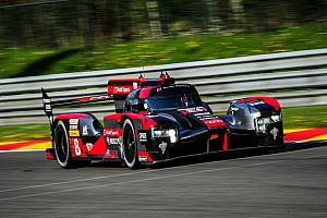 WEC Race report Audi celebrates first WEC victory this season at Spa