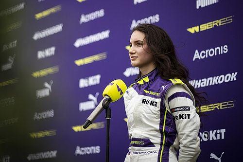 Формула 3 пригласила Сидоркову на тесты