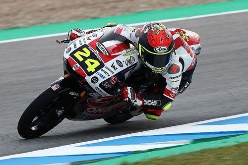 Moto3 - Jerez: Suzuki repite pole con Alcoba, segundo