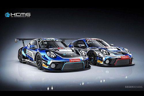 24h di Spa: KCMG iscrive due Porsche per puntare a vincere