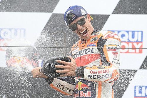 「これまでの苦戦を埋め合わせてくれる」マルケス、ドイツGPでの復活優勝を噛みしめる