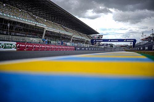 Au cœur d'un Grand Prix de France sans public