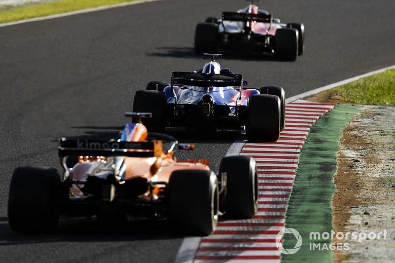 Aanpassingen puntensysteem Formule 1 voorlopig van de baan