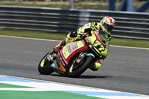 Aegerter facing Moto2 exit at the end of 2018
