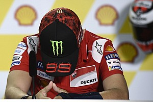 Sebelum ke Honda, Lorenzo nyaris pensiun