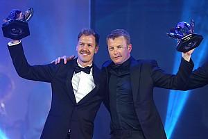 Райкконен «запалив» на церемонії FIA та став зіркою соцмереж