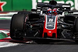 Haas se satisfaz com 1º ano desenvolvendo carro durante temporada