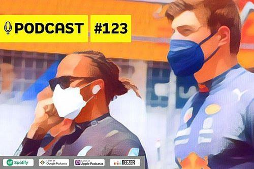 Podcast #123 – A primeira metade do campeonato da F1 foi a mais incrível dos últimos anos?