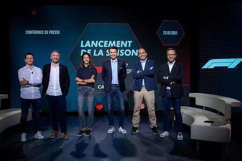 Formule 1, MotoGP et WRC restent sur Canal+