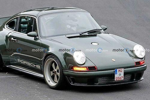 Pályára vitték a legendás Porsche 911 tuningolt DLS változatát a Nordschleifén