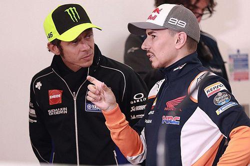 Jorge Lorenzo Ajak Valentino Rossi Ikuti Le Mans 24 Hours