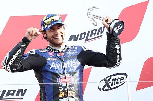 "Bastianini ""wasn't confident"" of Misano MotoGP podium return"