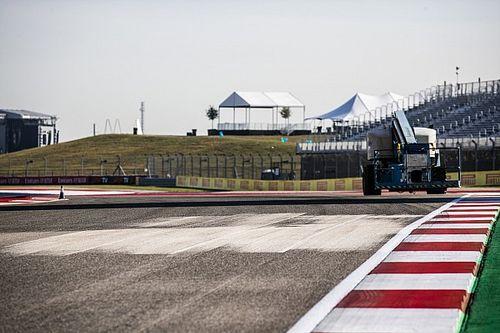 "COTA boss: Bumps ""aren't an issue"" for F1 cars after MotoGP complaints"