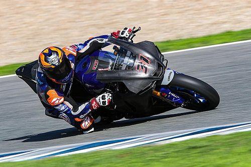 Gerloff najszybszy, Kawasaki z nowym silnikiem