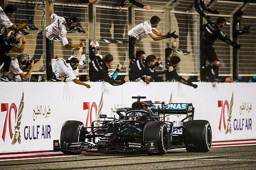 """Hamilton: """"Eğer McLaren'da kalsaydım, bugün elimde sadece bir şampiyonluk olurdu"""""""