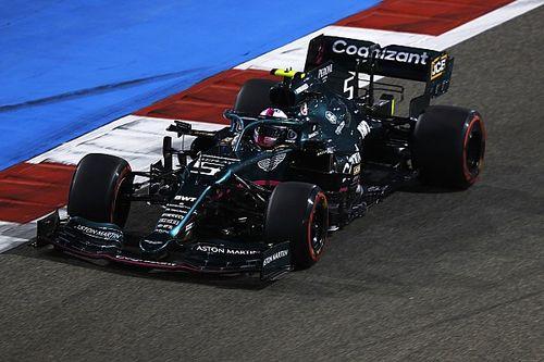 Vettel receives grid penalty for Bahrain yellow flag infringement
