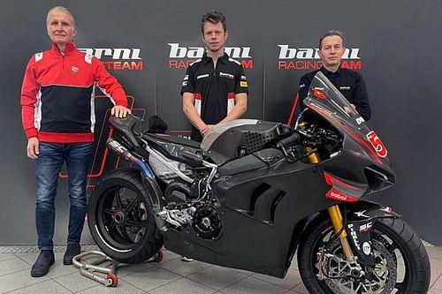 Barni Racing Siapkan Motor Aturan Baru WSSP