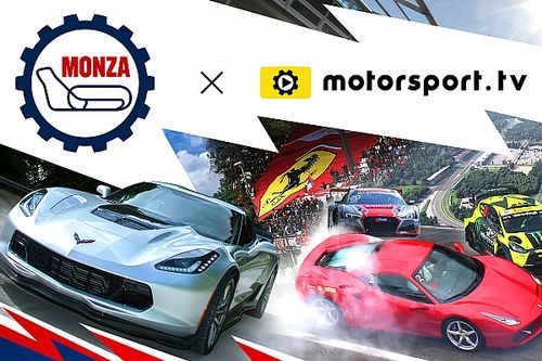 Motorsport.tv retransmitirá carreras en directo de Monza