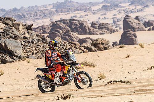 El dos veces ganador del Dakar, Toby Price, renueva con KTM