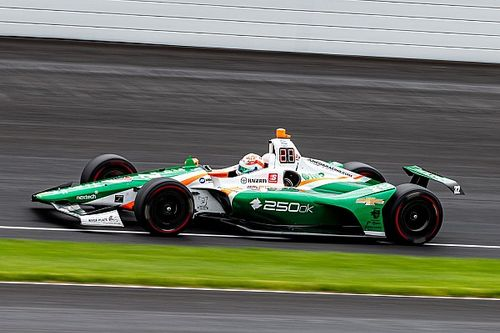 Juncos to return to IndyCar in partnership with Hollinger