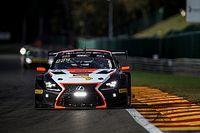 Lexus ends factory support for European GT3 programme