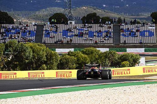 F1ポルトガルFP1速報:ボッタスが首位発進。レッドブルのフェルスタッペンは3番手