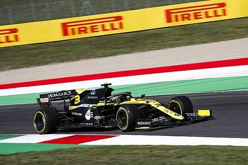 La Renault performante au Mugello: une surprise prometteuse