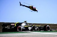 Ricciardo says wind a factor in costly Q2 spin at Portimao