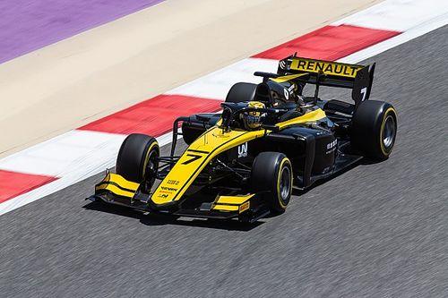 周冠宇期待个人首次F1赛车驾驶机会
