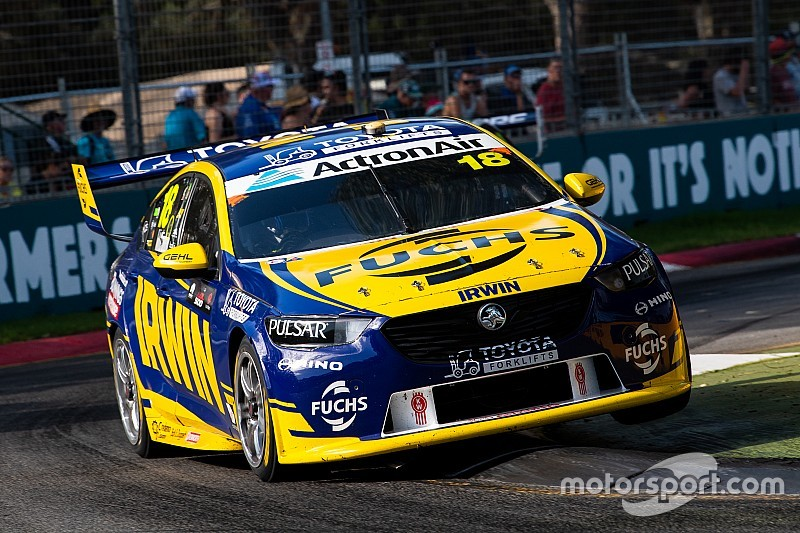 Winterbottom not interested in Triple Eight set-up sheets