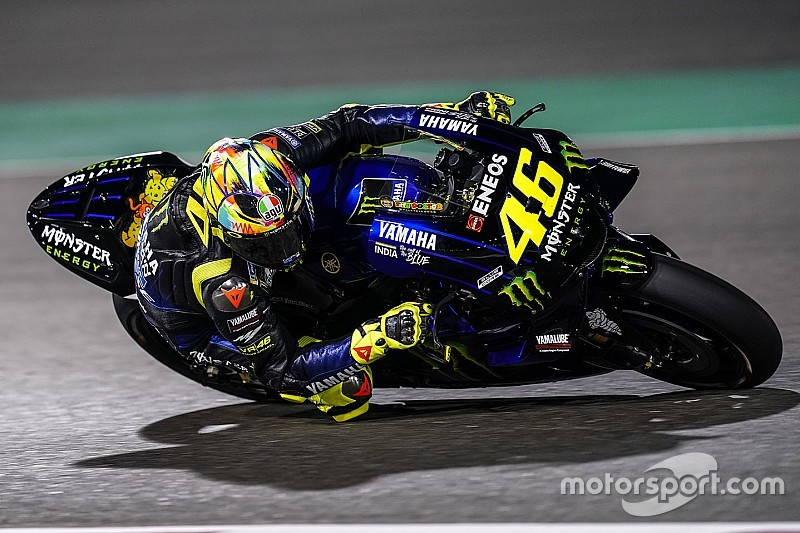 Kecepatan Rossi tak pengaruhi Yamaha