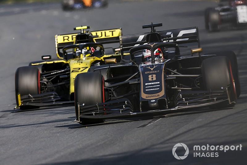 Die Qualifying-Duelle der Formel-1-Fahrer 2019: Melbourne