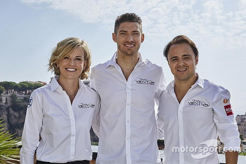 Edoardo Mortara confirmé chez Venturi pour la saison 5