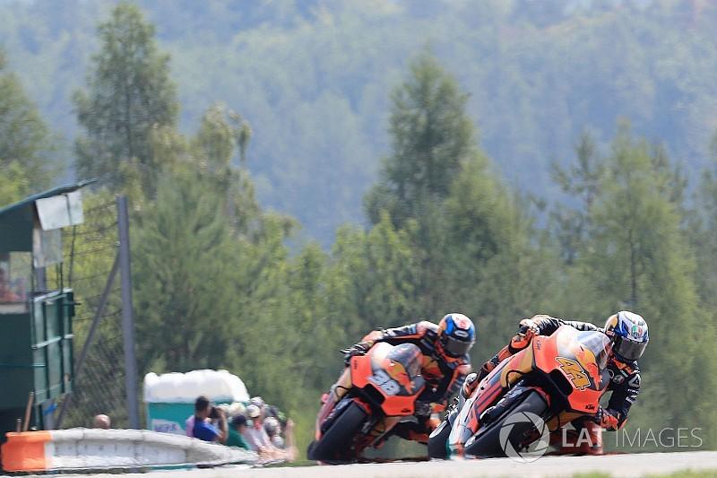 Verletzungspech: KTM zu