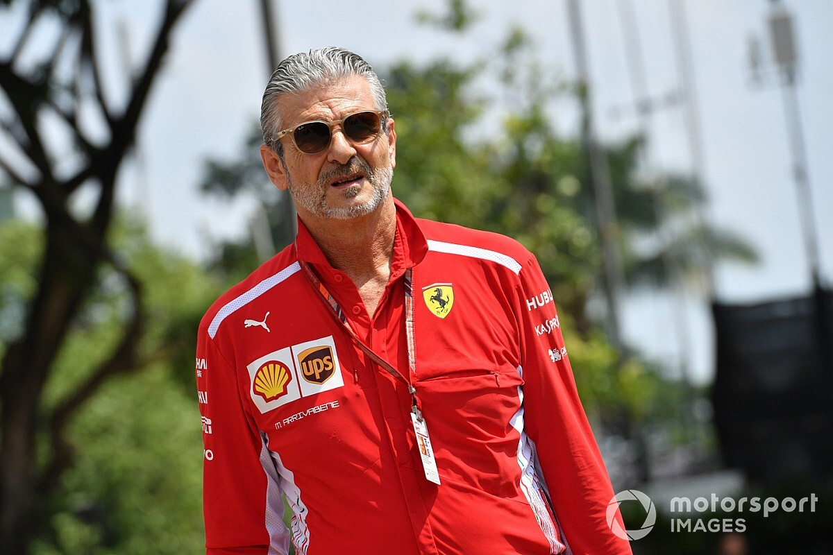 Ferrari confirms Arrivabene's departure as F1 team boss