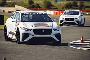 Jaguar eTrophy series to launch with 11-car grid