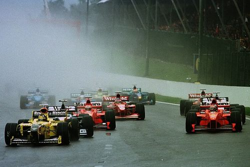 1998 Belgian GP: When the Schumachers went to war