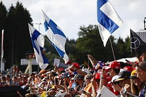 Finlandia jajaki kemungkinan gelar balap F1