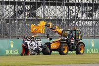 Pirelli explique le problème qui a causé l'accident de Kvyat